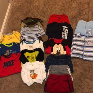 6-9 month boy winter bundle